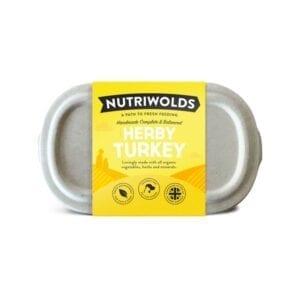 Nutriwolds turkey raw food