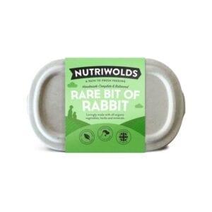Nutriwolds rabbit raw food