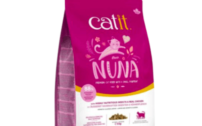 Catit Nuna Cat Food Highly Nutritious Insects and Real Chicken 5kg