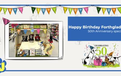 Peejay Pets Celebrates Forthglade's 50th Birthday!